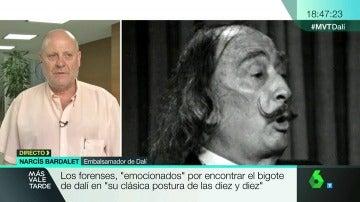 Narcís Bardalet, embalsamador de Dalí