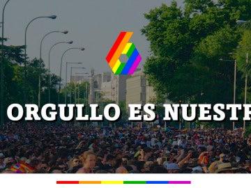Imagen del especial por el Orgullo LGTBI en laSexta