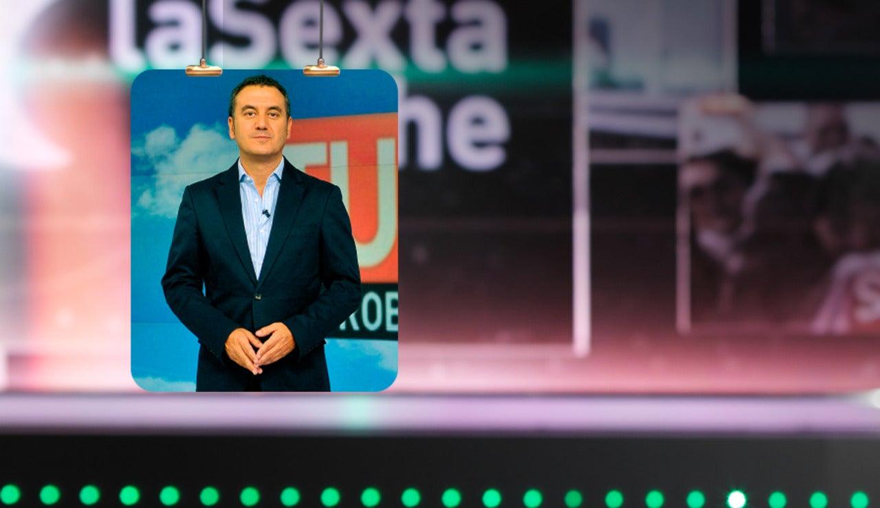 Roberto Brasero en laSexta Noche