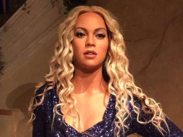 Beyoncé en el Museo Madame Tussauds de Nueva York