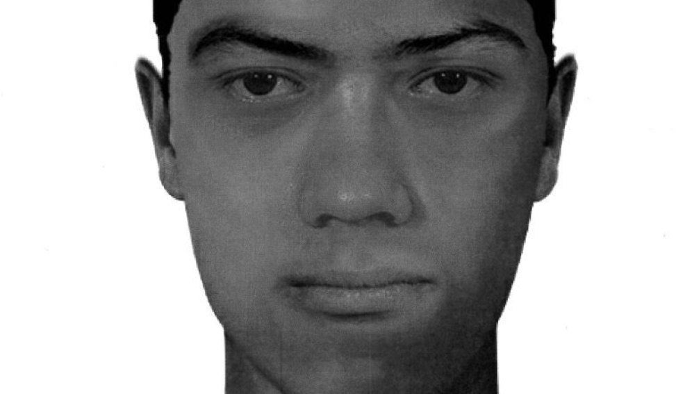 El retrato robot de uno de los secuestradores