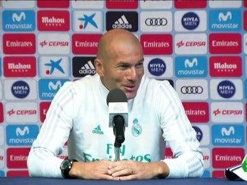 "Zidane pide un '9': ""Nos falta un delantero"""