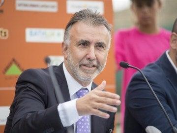 Ángel Víctor Torres, secretario general del PSOE de Canarias