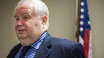 Embajador ruso en Washington, Sergei Kisliak
