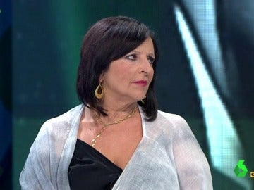 Pilar Abel, supuesta hija de Dalí