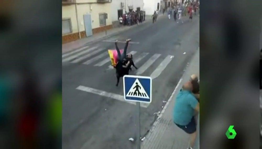 Corneada una menor de 14 años durante los encierros de Isso, en Hellín