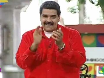 Nicolás Maduro versiona el 'Despacito' de Luis Fonsi