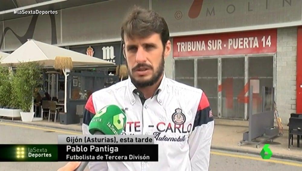 """Pantiga, jugador de Tercera, denuncia las acciones de Villar: """"En el fútbol no existe la libertad"""""""