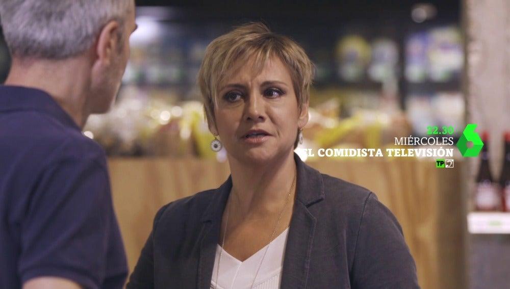 Gloria Serra en El Comidista