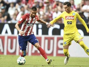 Atlético de Madrid - Nápoles