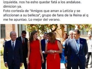 Facebook de Ernesto Sardá