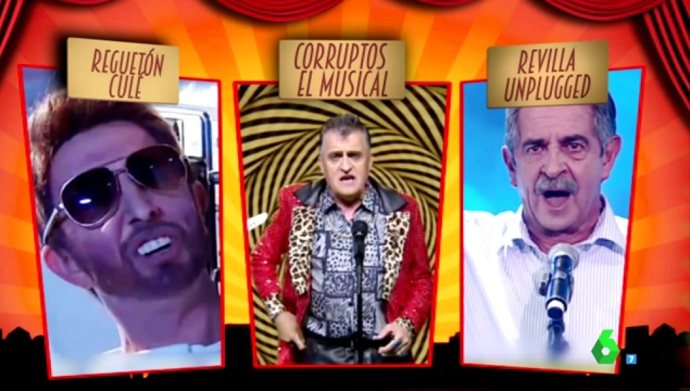 Candidatos Premios Zapeando