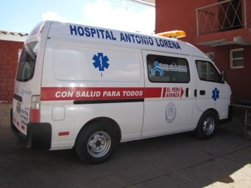 Ambulancia peruana