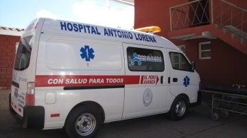 Ambulancia peruana