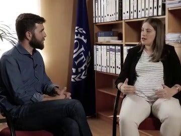 """La consejera de la OIT en España, en El Intermedio: """"El trabajo en el hogar no se considera un empleo y no está suficientemente valorado"""""""