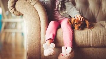 El Hospital Rey Juan Carlos pone en marcha un proyecto en el que los niños podrán recibir la visita de sus perros
