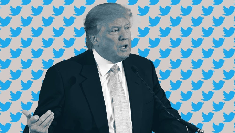 Trump en Twitter