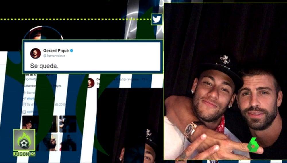 """La crónica del adiós de Neymar: del """"se queda al 200%"""" al """"se quiere ir del club"""""""