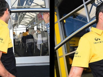 Kubica, en los test de Hungría