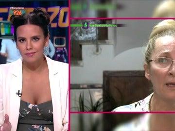Cristina Pedroche en Zapeando