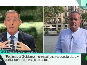 """Gabriel Gené, presidente de 'Barcelona Oberta': """"Hemos de cohabitar con el turismo y crear elementos para que la convivencia sea adecuada"""""""
