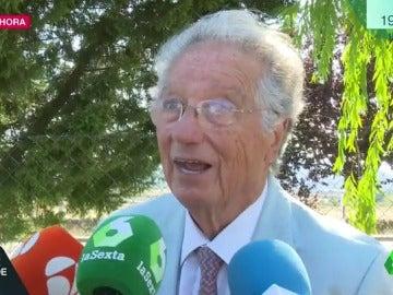 Padrón sale de la cárcel y confirma que Javier Clemente ha pagado su fianza de 300.000 euros