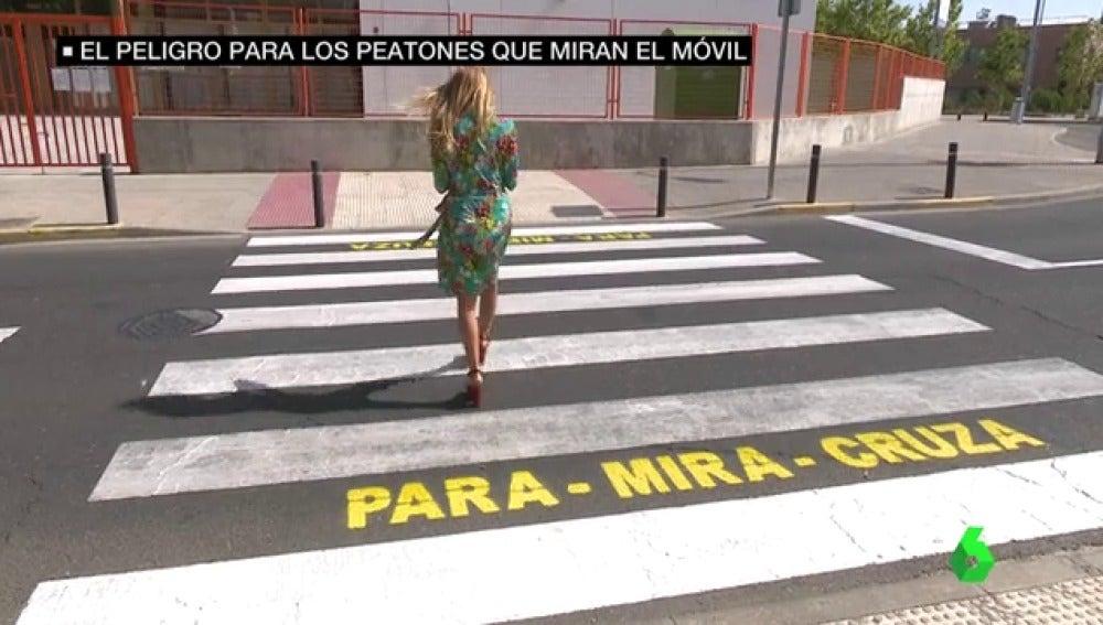 'Para, mira, cruza' de Talavera de la Reina