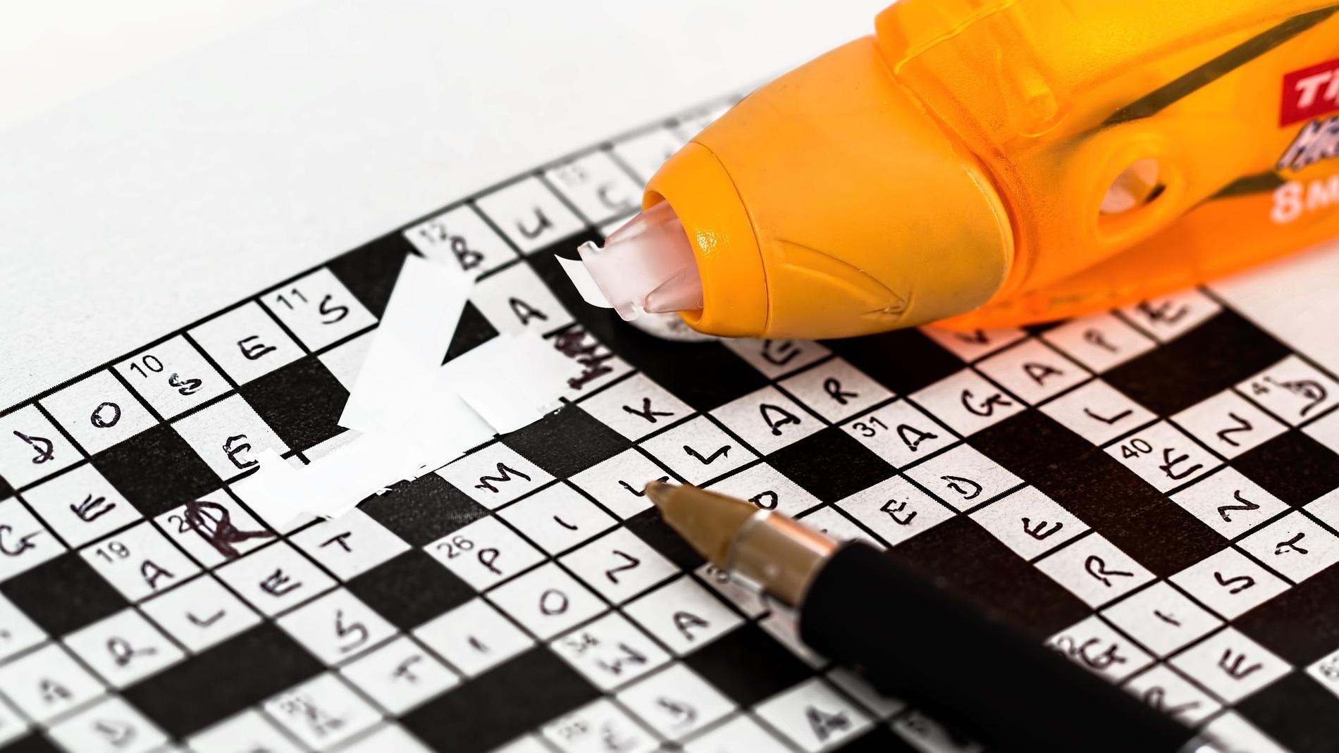 Descifrar un crucigrama