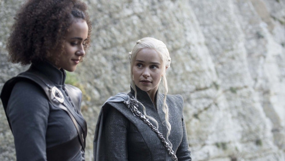 """Daenerys Targaryen en """"The Spoils of War"""""""