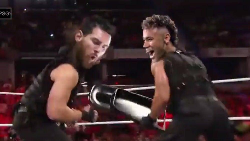 El vídeo más viral de Neymar