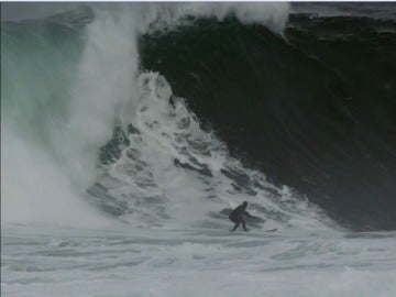 Mullaghmore, la gran ola de Irlanda