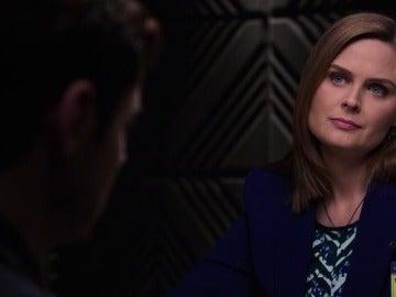 La doctora Brennan descubre al asesino