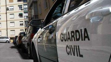 Coche de la Guardia Civil (Archivo)