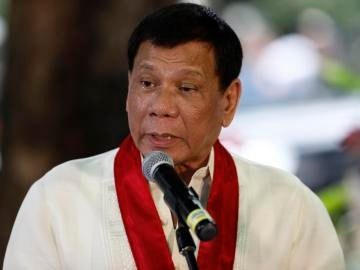 Duterte, presidente de Filipinas