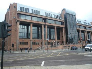 El tribunal de Justicia de Newcastle