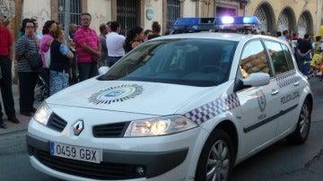 Vehículo Policía Local de Huelva