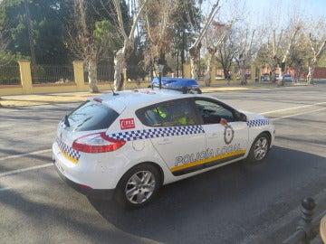 Coche de la Policía Local de Sevilla, imagen de archivo