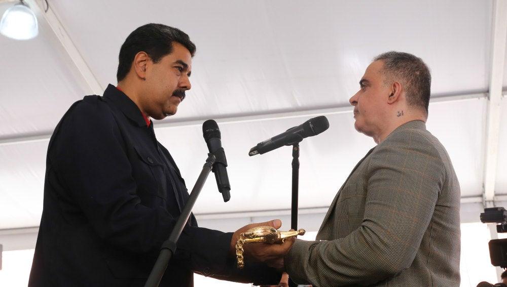 Tarek William Saab, nuevo fiscal general de Venezuela