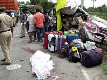 Cuatro muertos y siete heridos en un accidente de tráfico en India