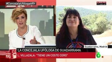 Leonor Villazala, la 'concejala ufóloga' de Guadarrama