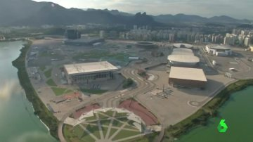 Instalaciones de Río, abandonadas un año después