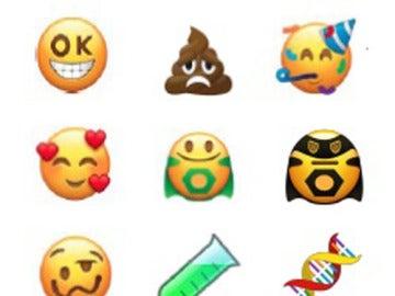 Nuevos 'emoji' para Whatsapp en 2018