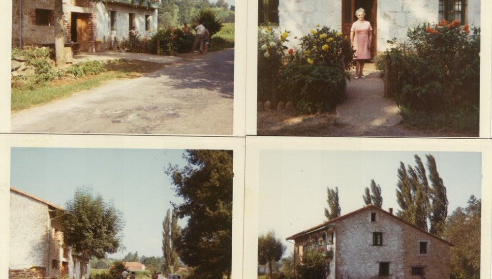 Imágenes utilizadas para encontrar a la familia