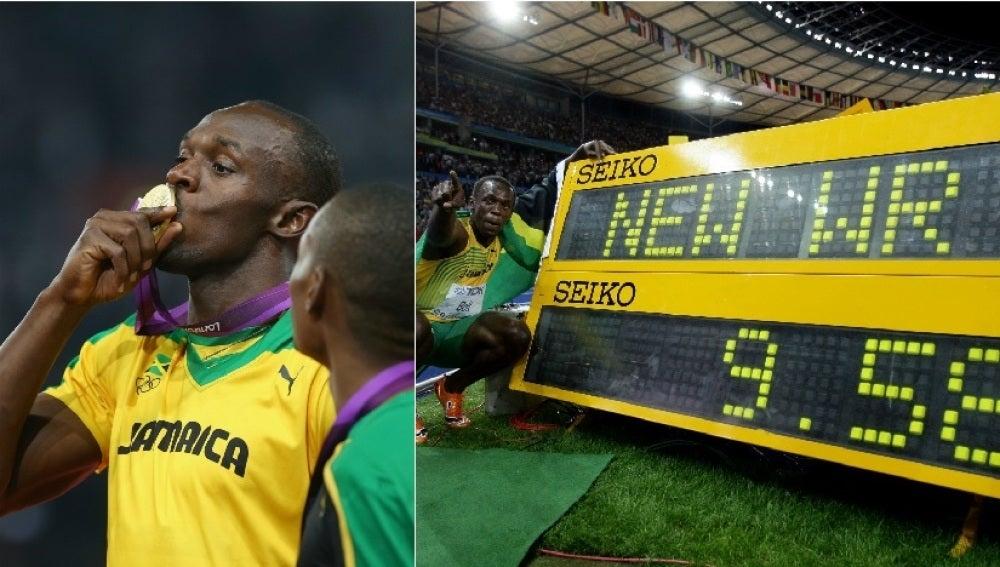 Usain Bolt, la leyenda de la velocidad