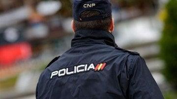 Agente de la Policía Nacional, imagen de archivo