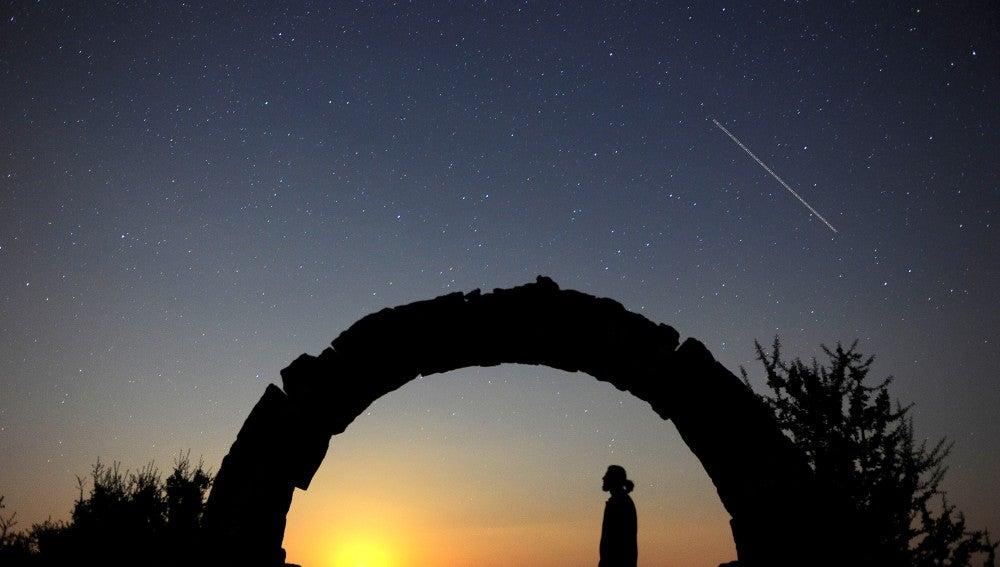 La lluvia de meteoros, a su máximo esplendor hasta el lunes
