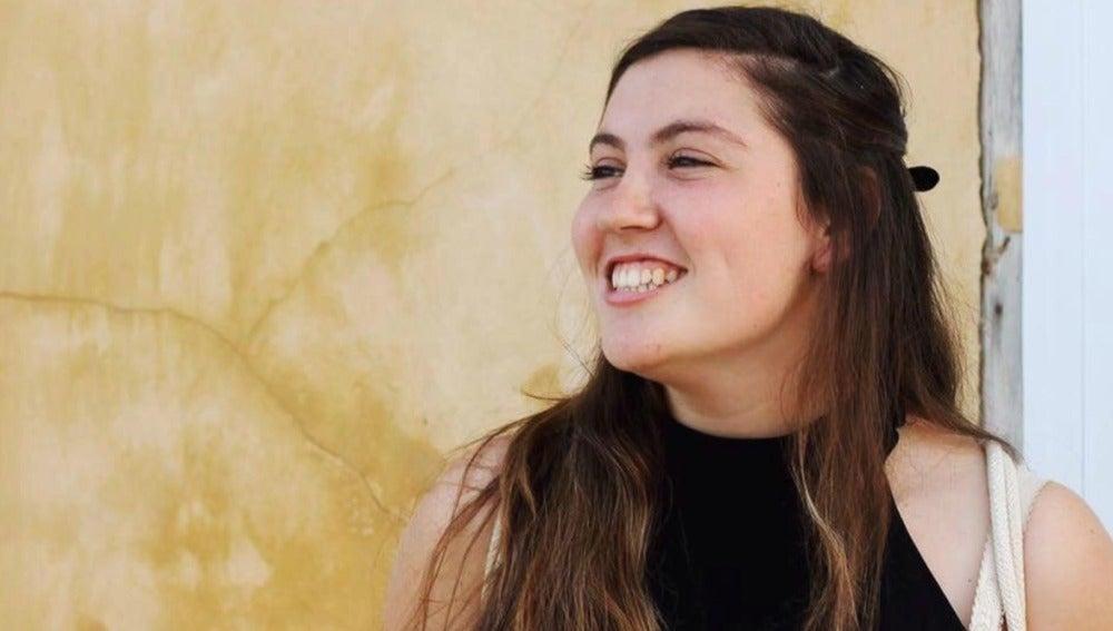 La joven israelí Noa Gur Golan