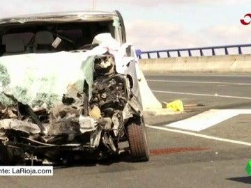 La N-232 de La Rioja, un punto negro de la red de carreteras españolas que suma ya 11 muertos
