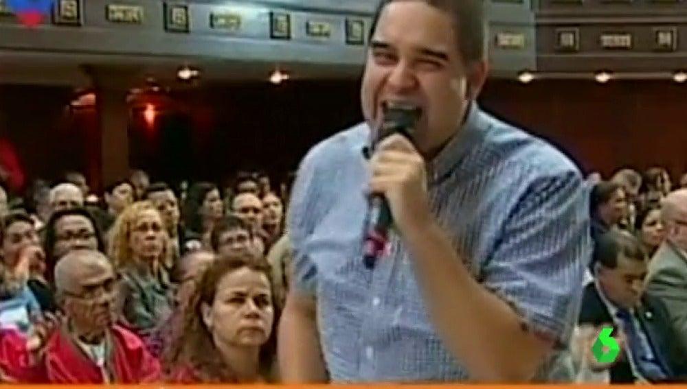 Nicolás Maduro Guerra, hijo del presidente de Venezuela