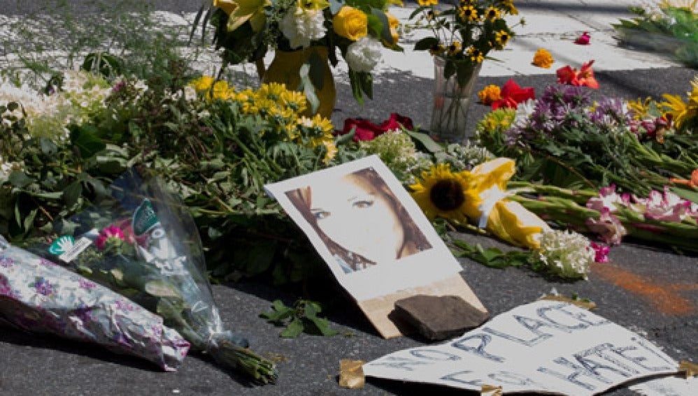 Heather Heyer, la joven asesinada en Charlottesville atropellada por un supremacista blanco